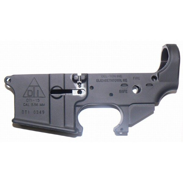 Del-Ton Stripped Lowers