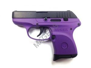 Ruger LCP 380 Purple Talo Exclusive-0