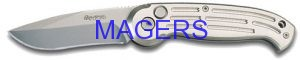 Boker Magnum Automatic Silver-0