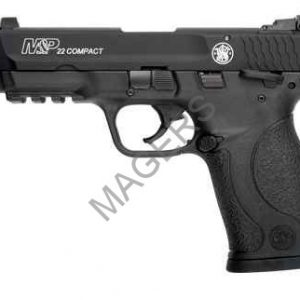 SMITH AND WESSON M&P22 COMPACT 22 LR-0