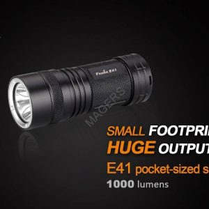 Fenix E41 LED Flashlight-0