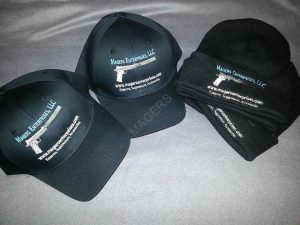 Magers Enterprises Embroidered Ballcap-0